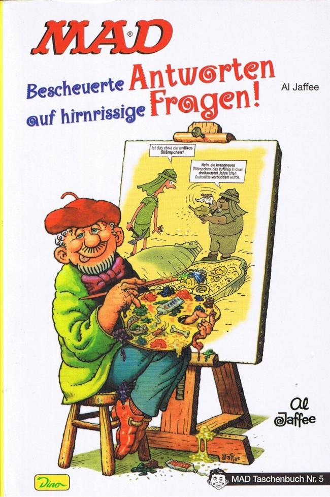 Bescheuerte Antworten auf hirnrissige Fragen #5 • Germany • 2nd Edition - Dino/Panini