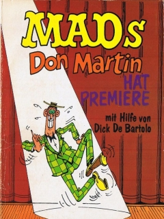 MAD Paperbacks • Germany • 1st Edition - Williams
