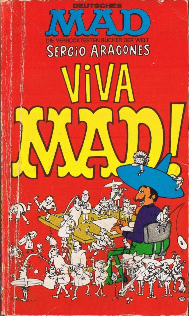 Viva MAD #2 • Germany • 1st Edition - Williams