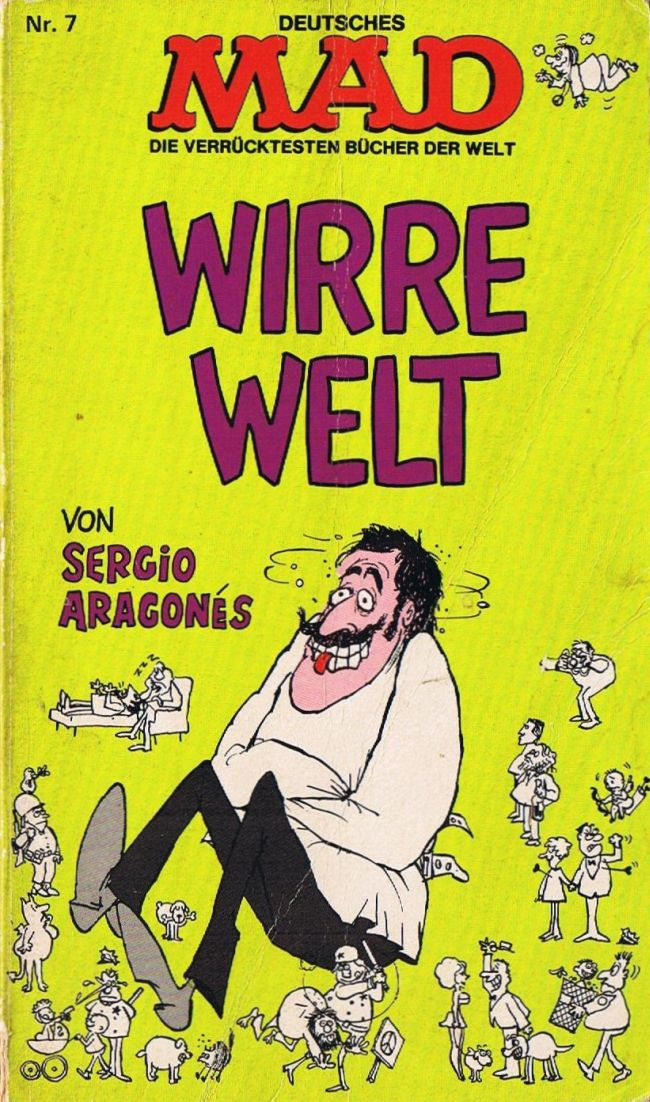 Wirre Welt #7 • Germany • 1st Edition - Williams
