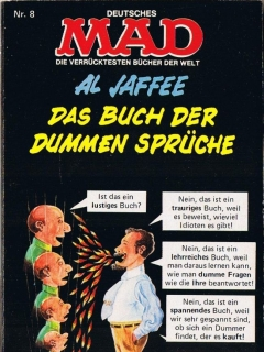 Das Buch der dummen Sprüche #8 • Germany • 1st Edition - Williams