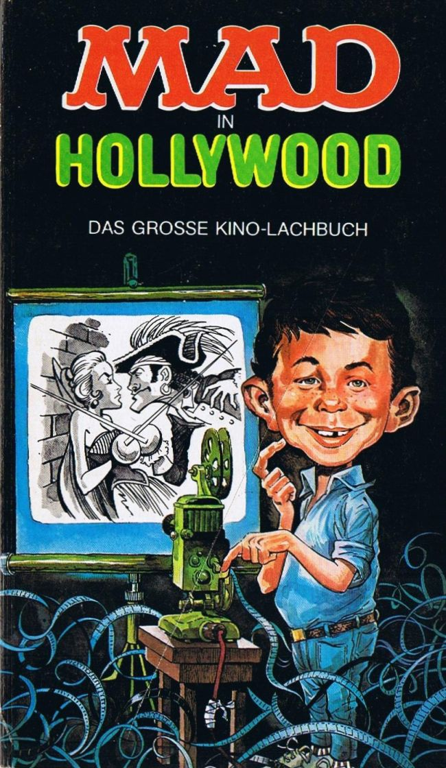 MAD in Hollywood #10 • Germany • 1st Edition - Williams
