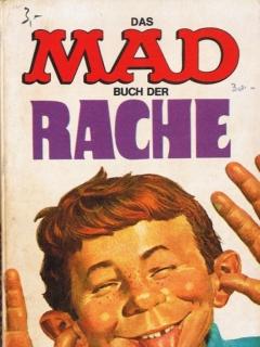 Das MAD-Buch der Rache #12 • Germany • 1st Edition - Williams