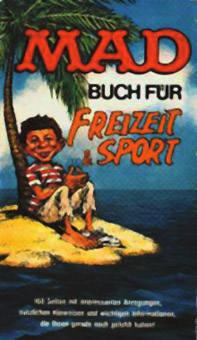MAD-Buch für Freizeit und Sport #14 • Germany • 1st Edition - Williams
