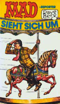 Dave Berg sieht sich um #16 • Germany • 1st Edition - Williams