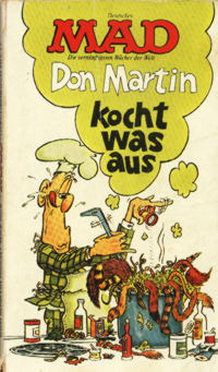 Don Martin kocht was aus #17 • Germany • 1st Edition - Williams
