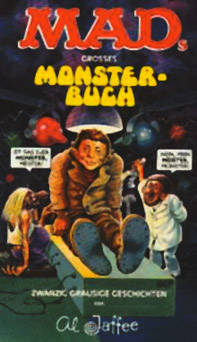 Al Jaffees Monster-Buch #18 • Germany • 1st Edition - Williams