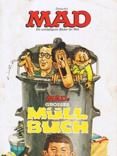 MADs großes Müll-Buch #19 • Germany • 1st Edition - Williams