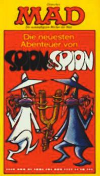 Die neuesten Abenteuer von Spion & Spion #20 • Germany • 1st Edition - Williams