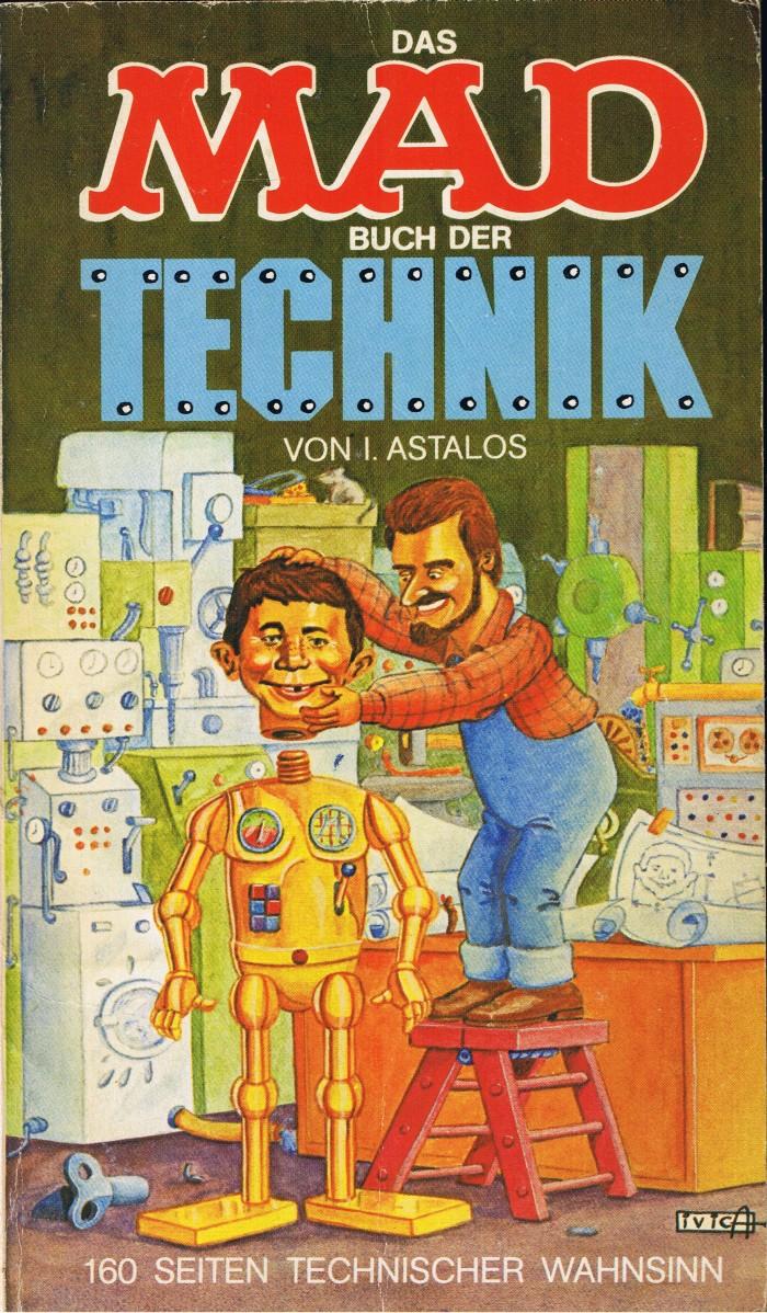 Das MAD-Buch der Technik #21 • Germany • 1st Edition - Williams