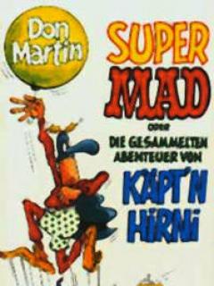Käptn Hirni #23 • Germany • 1st Edition - Williams