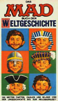 Das MAD-Buch der Weltgeschichte #25 • Germany • 1st Edition - Williams