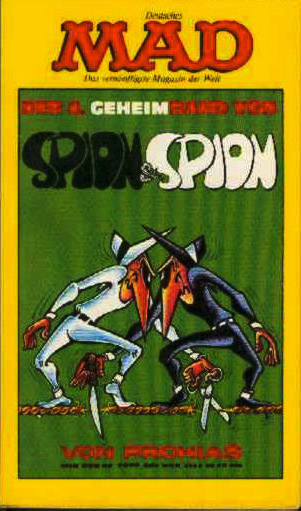 Spion & Spion. Bd. 4 #26 • Germany • 1st Edition - Williams