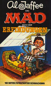 Das MAD-Buch der Erfindungen #27 • Germany • 1st Edition - Williams