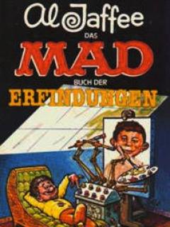 Das MAD-Buch der Erfindungen #27 • Germany • 1st Edition - Williams