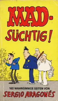 MAD-süchtig! #28 • Germany • 1st Edition - Williams