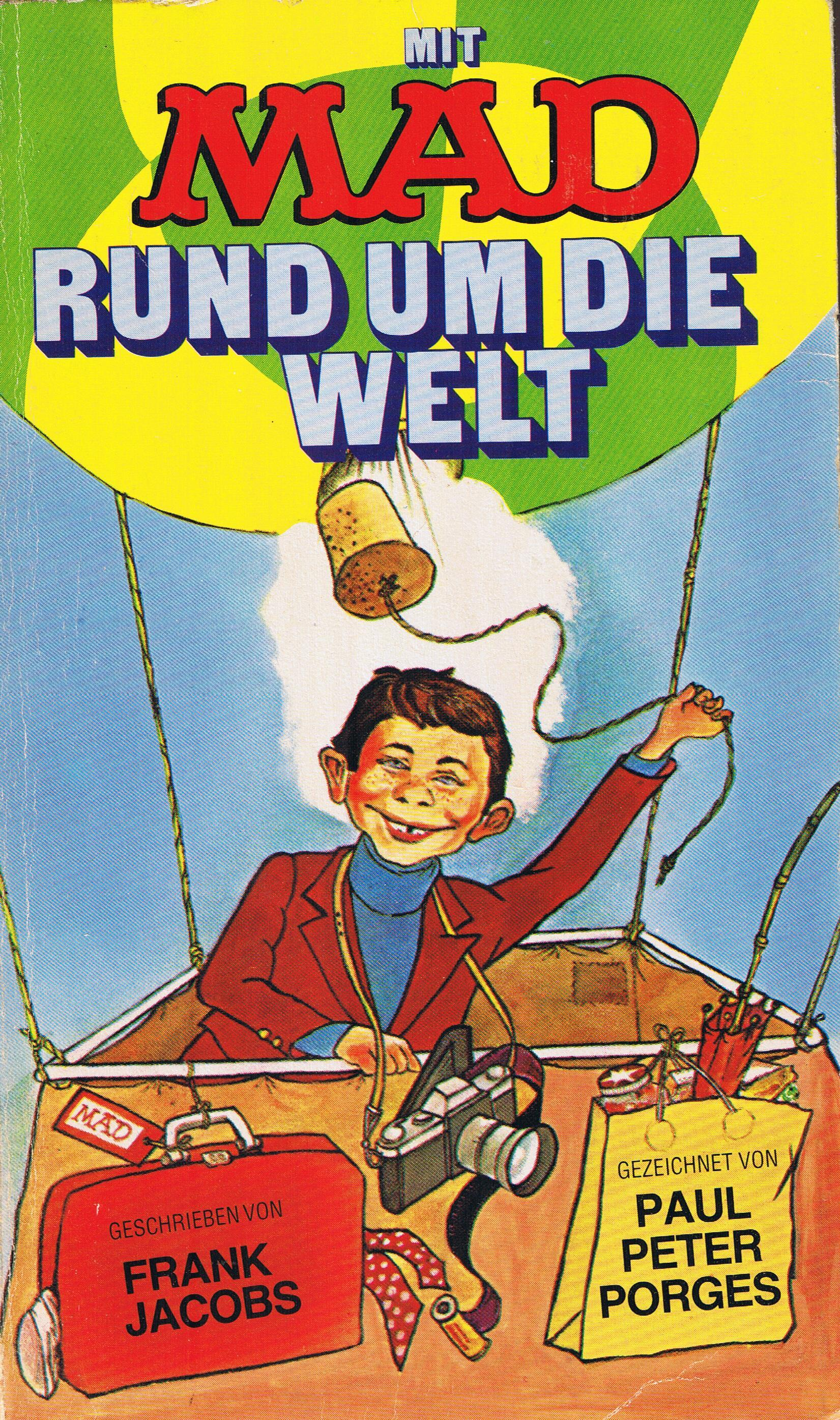 Mit MAD rund um die Welt #29 • Germany • 1st Edition - Williams