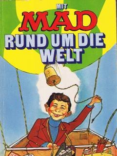 Mit MAD rund um die Welt #29 • Germany • 1st Edition - Williams