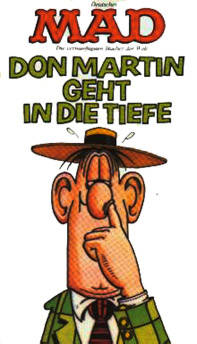 Don Martin geht in die Tiefe #30 • Germany • 1st Edition - Williams