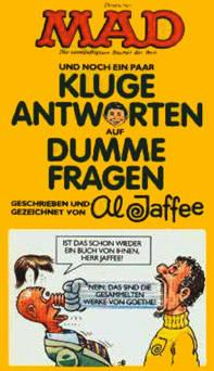 Kluge Antworten auf dumme Fragen. Bd. 2 #31 • Germany • 1st Edition - Williams
