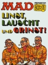 Image of MAD-Reporter Dave Berg Linst, Lauscht und Grinst! #33