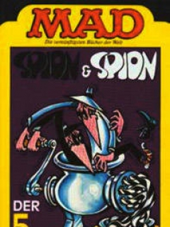 Spion & Spion. Bd. 5 #34 • Germany • 1st Edition - Williams