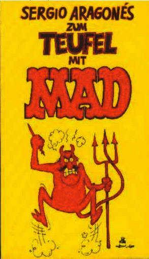 Zum Teufel mit MAD #36 • Germany • 1st Edition - Williams