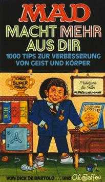 MAD macht mehr aus dir #37 • Germany • 1st Edition - Williams
