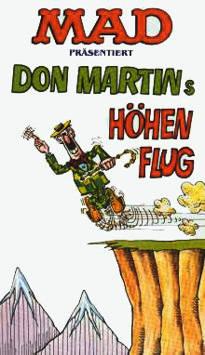 Don Martins Höhenflug #38 • Germany • 1st Edition - Williams