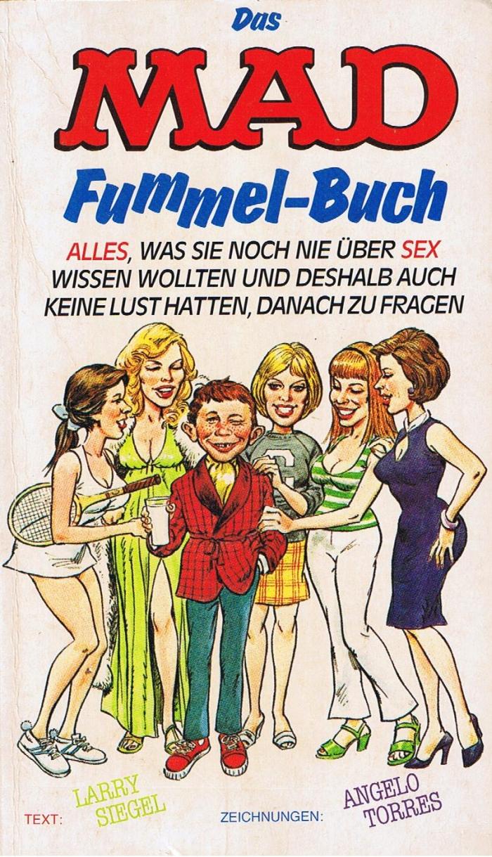Das MAD-Fummel-Buch #40 • Germany • 1st Edition - Williams