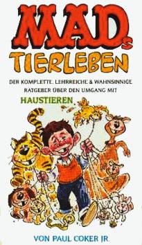 MADs Tierleben #42 • Germany • 1st Edition - Williams