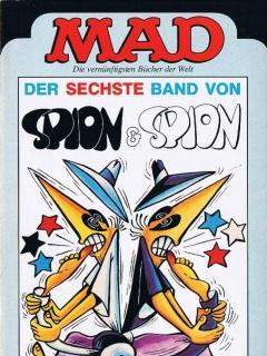 Spion & Spion. Bd. 6 #43 • Germany • 1st Edition - Williams