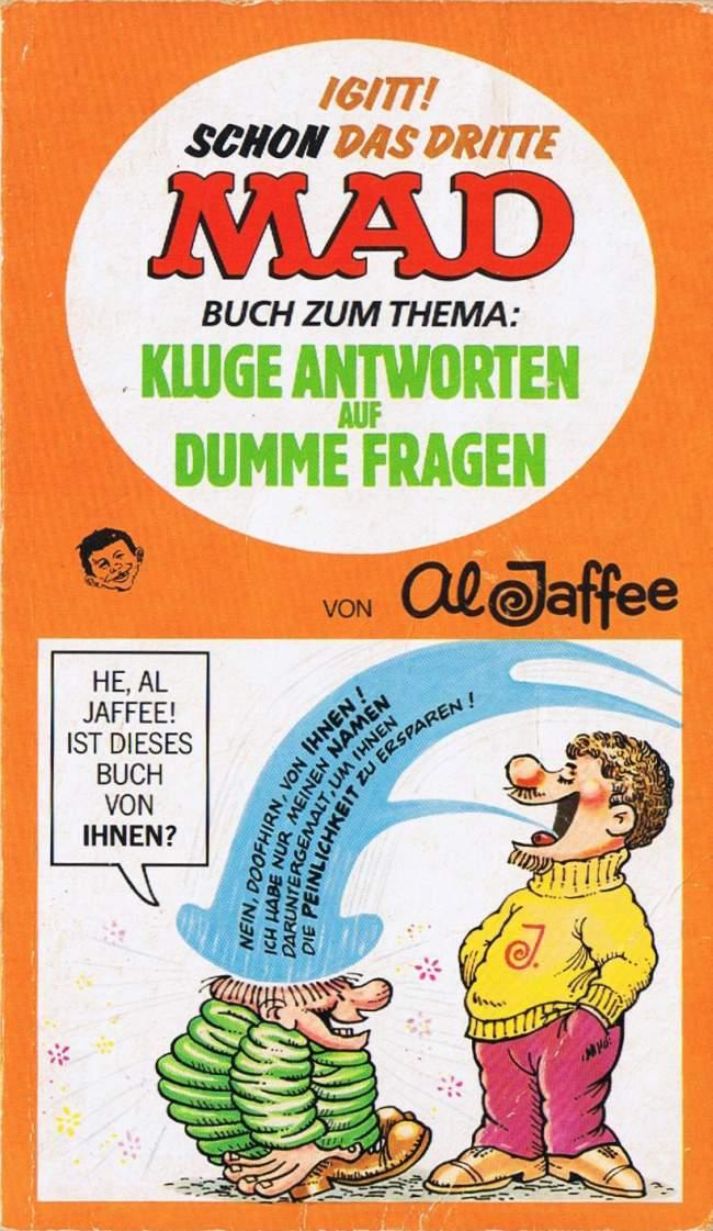 Kluge Antworten auf dumme Fragen. Bd. 3 #44 • Germany • 1st Edition - Williams