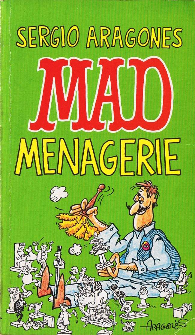 MAD-Menagerie #45 • Germany • 1st Edition - Williams