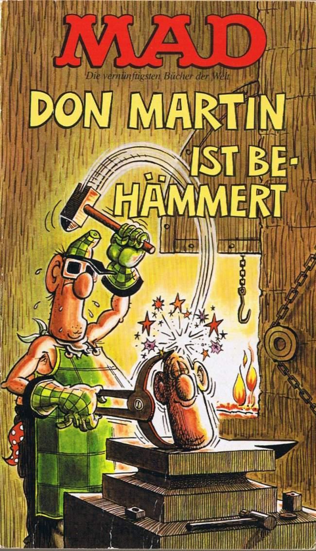Don Martin ist behämmert #46 • Germany • 1st Edition - Williams