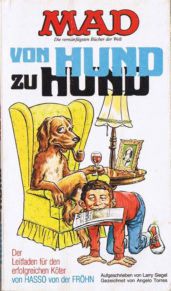 Von Hund zu Hund #47 • Germany • 1st Edition - Williams