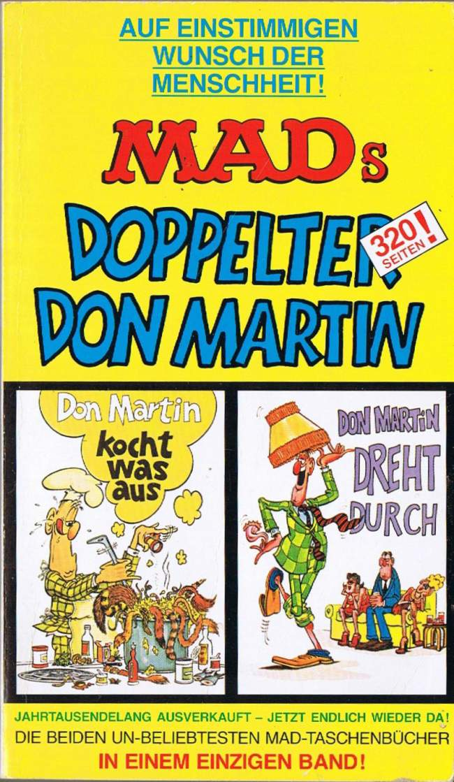 MADs Doppelter Don Martin #49 • Germany • 1st Edition - Williams