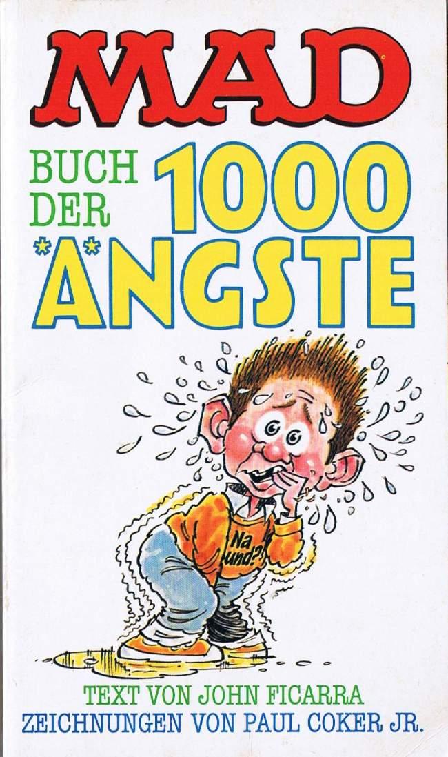 Buch der 1000 Ängste #52 • Germany • 1st Edition - Williams