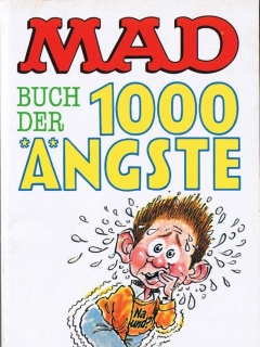 Buch der 1000 Ängste #52 • Germany • 1st Edition - Williams