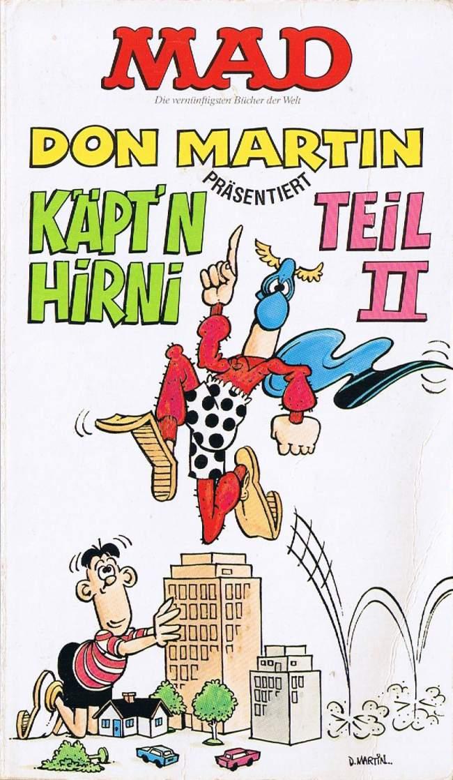 Käptn Hirni (II) #54 • Germany • 1st Edition - Williams