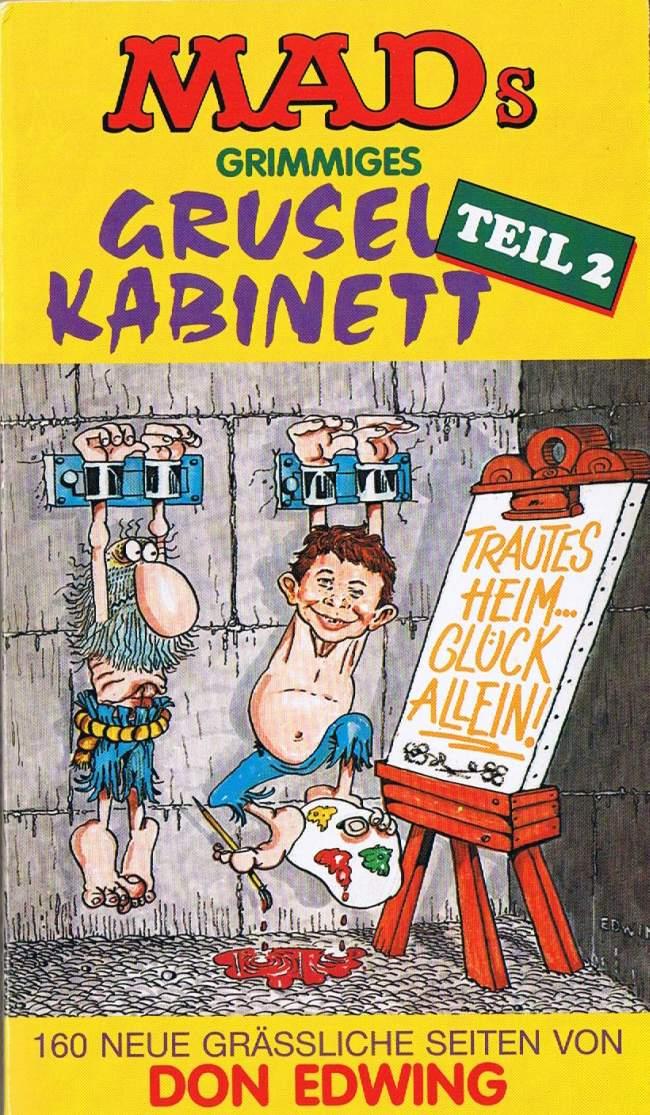 MADs grimmiges Grusel-Kabinett. Teil 2 #56 • Germany • 1st Edition - Williams