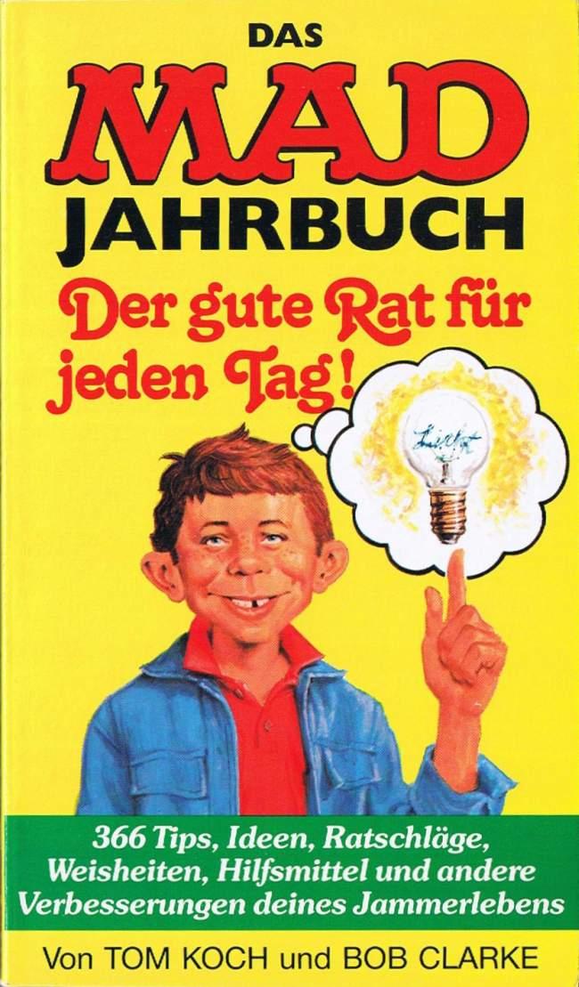 Das MAD-Jahrbuch: Der gute Rat für jeden Tag #57 • Germany • 1st Edition - Williams