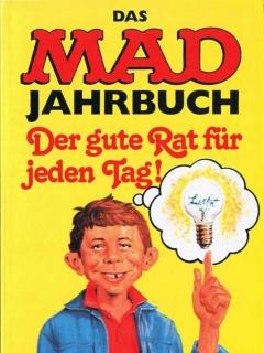 Go to Das MAD-Jahrbuch: Der gute Rat für jeden Tag #57 • Germany • 1st Edition - Williams