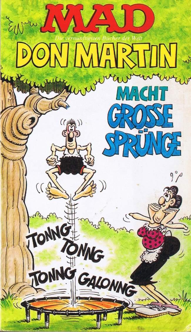 Don Martin macht große Sprünge #60 • Germany • 1st Edition - Williams