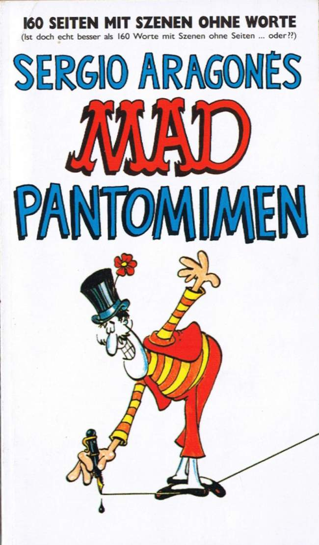 MAD-Pantomimen #63 • Germany • 1st Edition - Williams