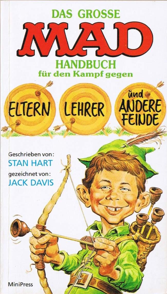 Das große MAD-Handbuch für den Kampf gegen Eltern. #65 • Germany • 1st Edition - Williams