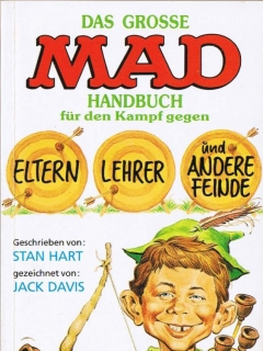 Go to Das große MAD-Handbuch für den Kampf gegen Eltern. #65 • Germany • 1st Edition - Williams