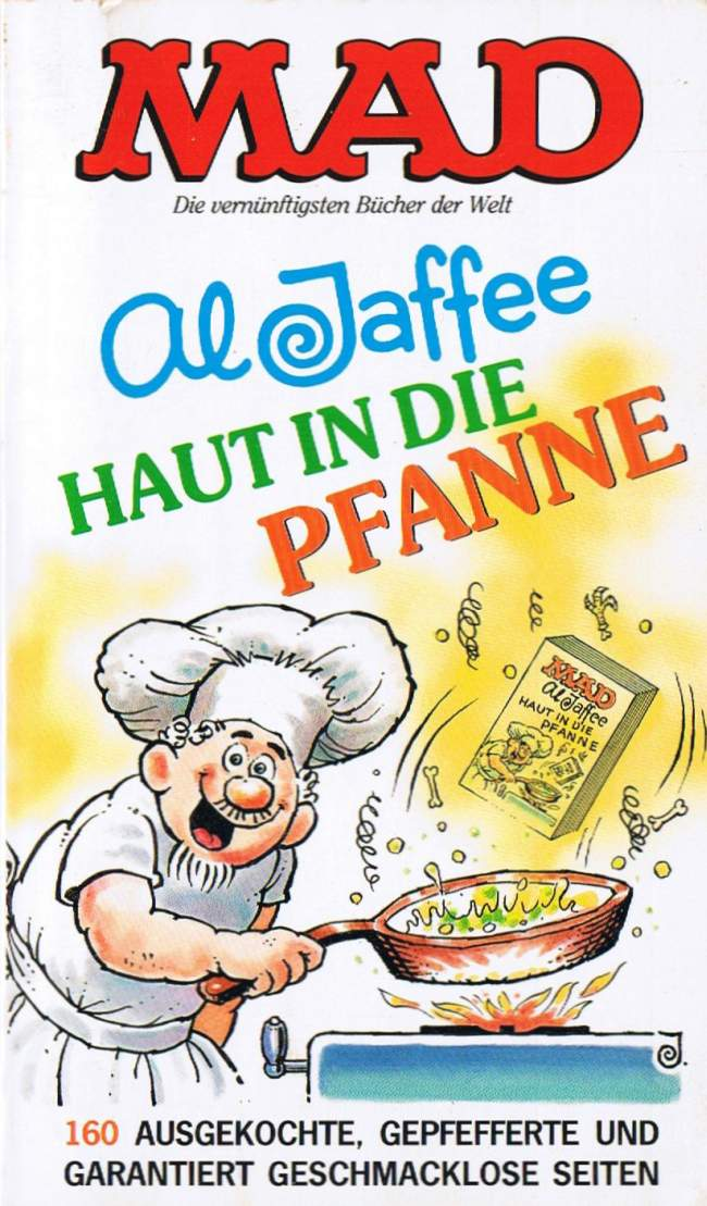 Al Jaffee haut in die Pfanne #66 • Germany • 1st Edition - Williams