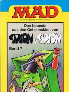 Spion & Spion . Bd. 7 #68 • Germany • 1st Edition - Williams
