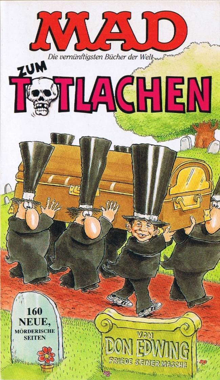 Zum Totlachen #70 • Germany • 1st Edition - Williams